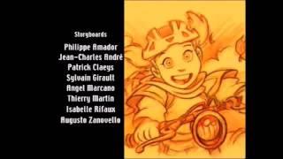 Credits Gadget and Gadgetinis (Inspector Gadget)