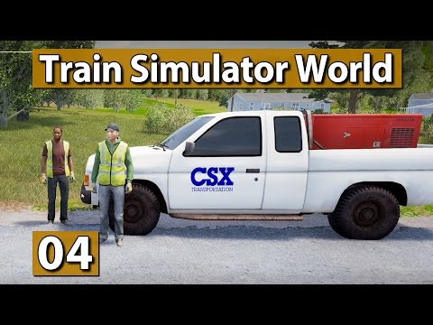 TRAIN Simulator WORLD #4 ► GESCHAFFT!? ► Der ZUG Simulator