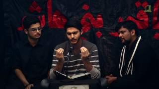 8th Night of Muharram 1438, Salaam - Syed Murtuza Mehmood Rizvi