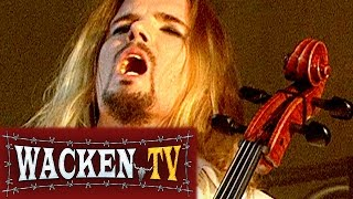 Apocalyptica - 3 Songs - Live at Wacken Open Air 2014