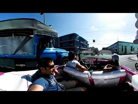 CUBA : Habana Car Trip 360 Camera