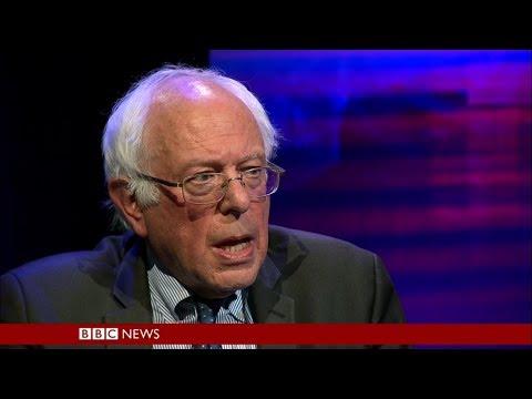 BBC HARDtalk - Bernie Sanders, US politician (5/6/17) (720p)