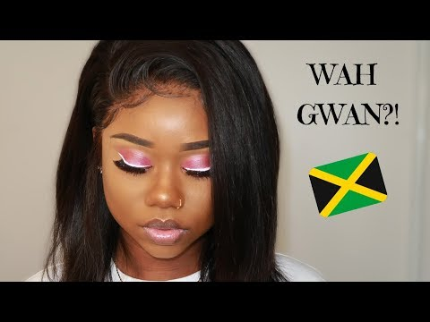 GET READY WITH ME: IN JAMAICAN PATOIS   GRWM: Chit Chat   thumbnail