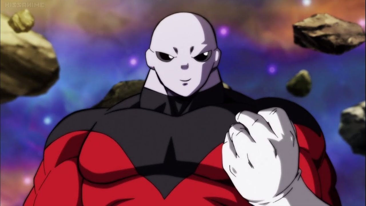 Dragonball Super Jiren