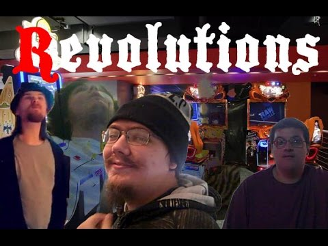 Revolutions: Best Gaming Arcade Ever |