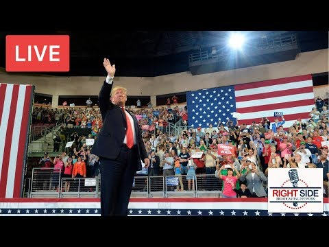 FULL EVENT: President Donald Trump Holds MAGA Rally in Elko, NV 10-20-18