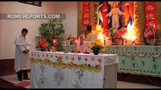 How Catholics practice their faith in China