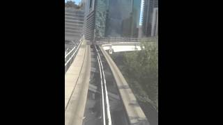 Miami Dade Omni metro mover | #TravelTIPs101....