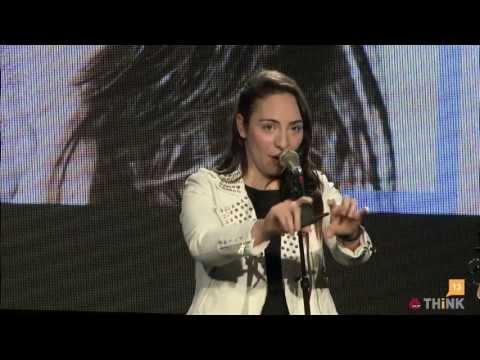 Google+ Music Star Daria Musk on Balancing Risk and Reward - THINK 13 (Full Length)