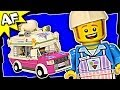 Lego Movie Ice Cream Van 2 70804 Stop Motion Build