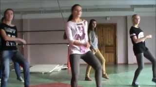 Как научиться танцевать хип-хоп? Dance hip-hop with us!(Аня участвует в конкурсе