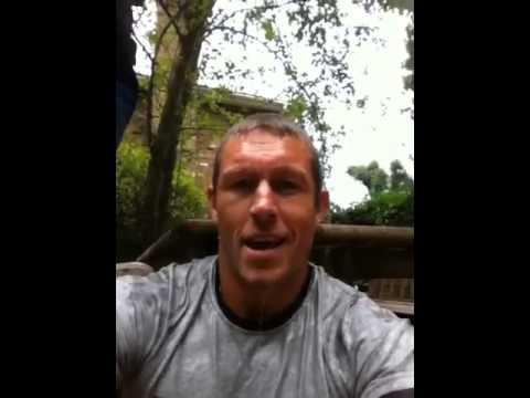 Jonny Wilkinson - Ice Bucket Challenge