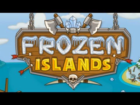 Frozen Islands Walkthrough