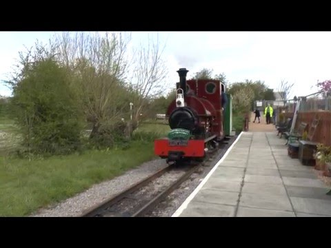 Narrow Gauge Railways of Great Britain    Hampton & Kempton Waterworks Railway    May 2016