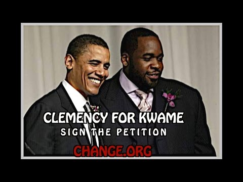Clemency for Kwame Kilpatrick