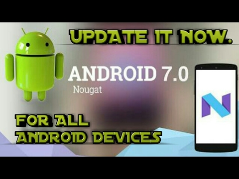 Android Nougat Update For VIVO Devices | All Android Devices