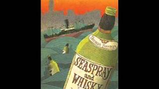 SEASPRAY AND WHISKY: Reminiscences Of a Tramp Ship Voyage by Norman Freeman