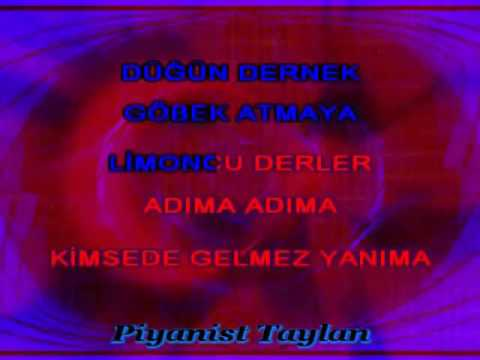 Turkish Karaoke   Potpori Roman 2 by Taylan
