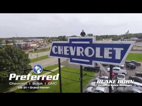 Preferred Grand Haven >> October Clearance Event 30 Second Spot Preferred Chevrolet