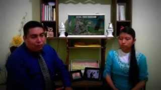 """Programa 1 """"Testimonio de la Hna. Wendy Arleth Campos"""""""