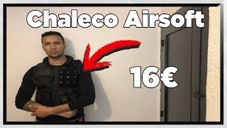 Unboxing Mi Chaleco de Airsoft Comprado en AliExpress
