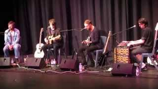 El Capitan (Acoustic) by Idlewild LIVE @ Orkney Theatre