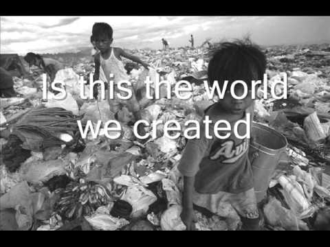 Is This The World We Created? (w/ lyrics) - Queen
