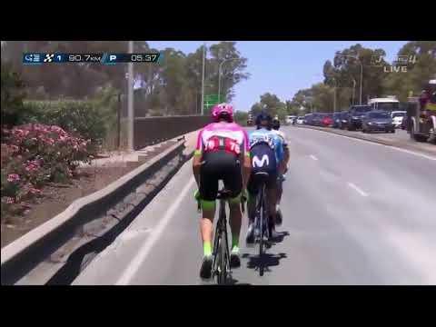 ツアー・ダウンアンダー2018 第2ステージ Cycle