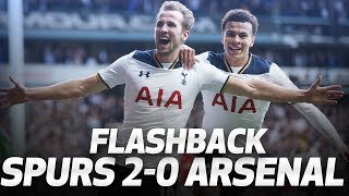 FLASHBACK | Spurs 2-0 Arsenal (April 2017)