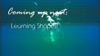 Coming up next: Learning Shapes! Video