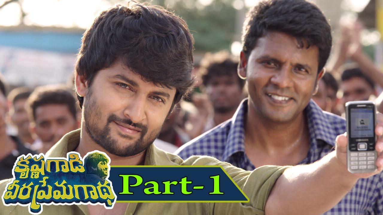 Download Krishna Gaadi Veera Prema Gaadha Full Movie Part 1    Nani, Mehreen Pirzada, Hanu Raghavapudi