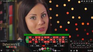 £75 Vs Immersive Roulette 19th September 2016