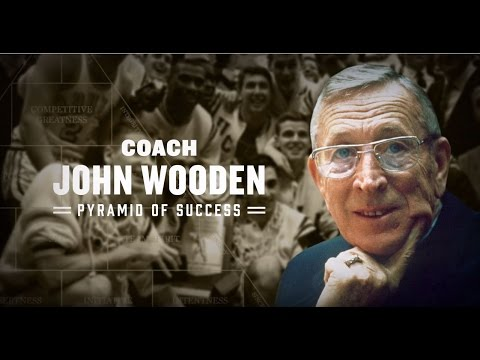 49cc90981d519 Coach John Wooden: The 4 Things a Man Must Learn to Do
