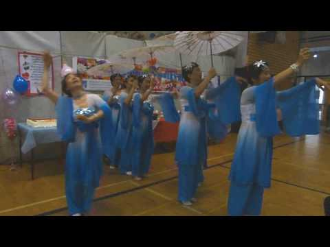 Chinese Folk Dance Group Mount Pleasant CC Vancouver BC, 22May2017