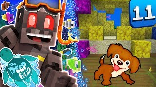 Video Minecraft The Deep End SMP Episode 11: Cuddle Buddy download MP3, 3GP, MP4, WEBM, AVI, FLV Juni 2018