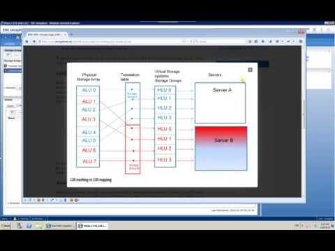 Introduction To EMC VNX - Basic Block Administration
