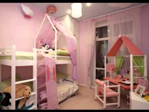 Cute Princess Bedroom Decorating Ideas Youtube