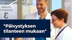 Töissä Malmin sairaalassa⎪Työnantajaesittelyssä: Helsingin kaupungin SoTe ⎮Duunitori