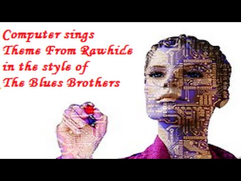 Vocaloid Theme From Rawhide by The Blues Brothers - Vocaloid Big AL Vocaloid Songs ボーカロイド ボーカロイド