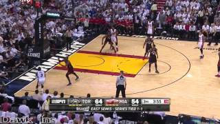 Dwyane Wade all 3-pointers of 2015-16 Season