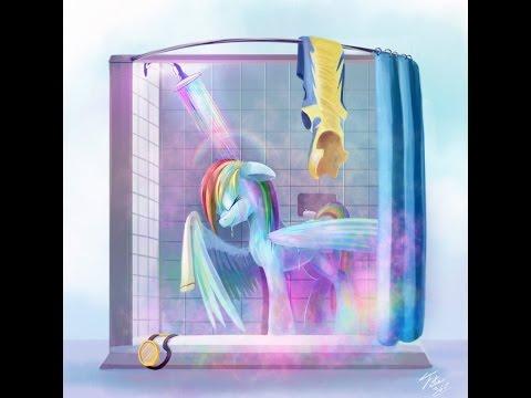 Clopfic Reading - Wet Rainbows