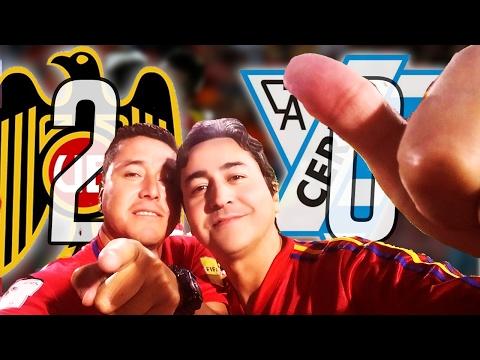 REACCION UNION ESPAÑOLA 2 VS CERRO URUGUAY 0 | 07/02/2017 CLASIFICARON LOS HISPANOS PAPI