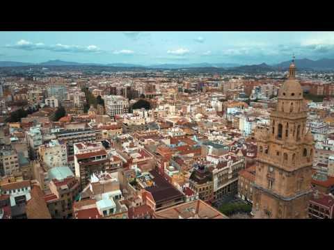 Murcia by Drone 4K