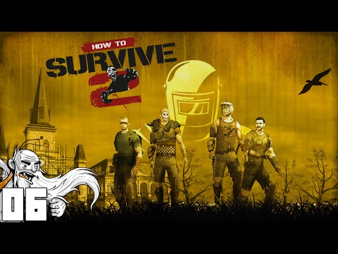 """DIY RAMBO GUN!!!"" - How To SurVive 2 Part 6 - 1080p HD PC Gameplay Walkthrough"