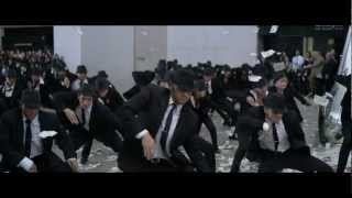 Step Up 4  The MOB  - Business Plaza