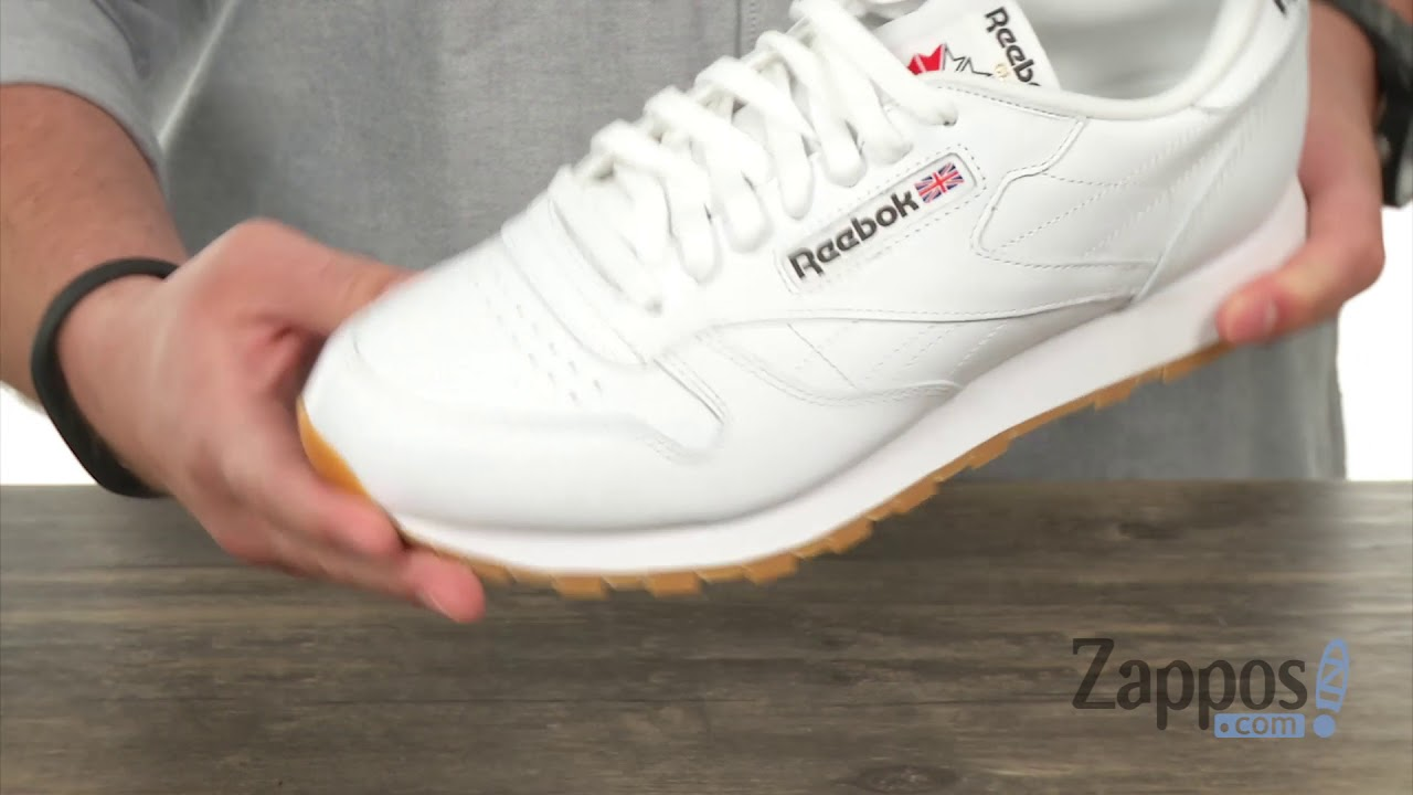Reebok Lifestyle Classic Leather