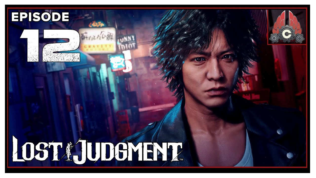 CohhCarnage Plays Lost Judgment (Thanks Ryu Ga Gotoku For The Key) - Episode 12