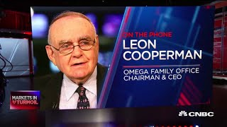 Billionaire investor Leon Cooperman on stocks and coronavirus outbreak