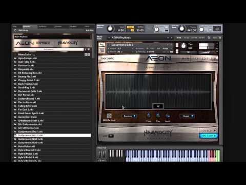 AEON Rhythmic - Single Loop Overview