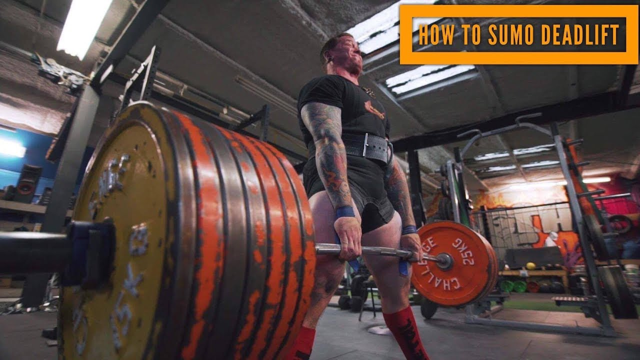 The BEST How To Deadlift Guide On YouTube: Sumo Deadlift ...